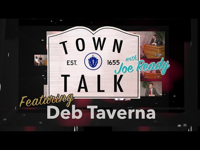 Town Talk featuring Deb Taverna - May 13, 2019
