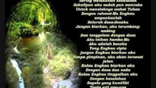 doaku (haddad alwi feat padi) with lyrics.flv