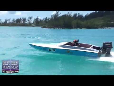 Bermuda Powerboat Association Racing, July 9 2017