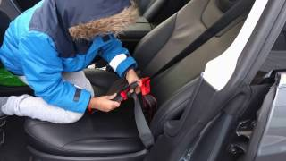 Updated review of MiFold car seat