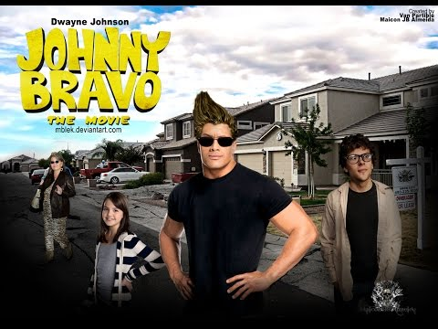Johnny Bravo The Movie (My cast)