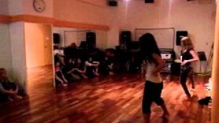 OH! NaNa DANCE LESSON 2012/2/16 2