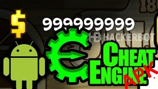 How to hack any Android Mobile Game using Cheat Engine APK