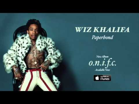 Download Wiz Khalifa   Paperbond Official Audio]