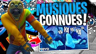 Team Crouton shocked by this NEW Musical Quiz on Creative Fortnite!