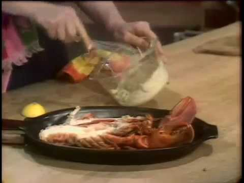 S08 E16 - Julia Child, The French Chef - The Lobster Show