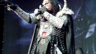 Lordi Who S Your Daddy Live Ozzfest 2007