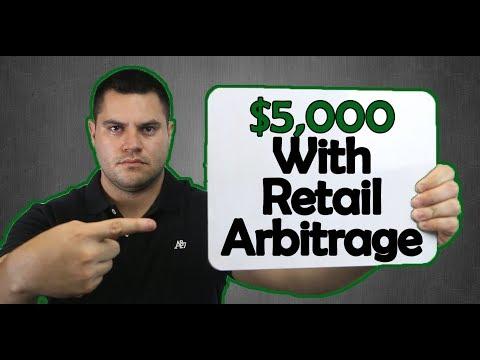 How To Make Money Doing Retail Arbitrage On Amazon FBA