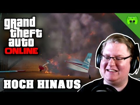 GTA ONLINE # 51 - Hoch hinaus «» Let's Play Grand Theft Auto Online | HD