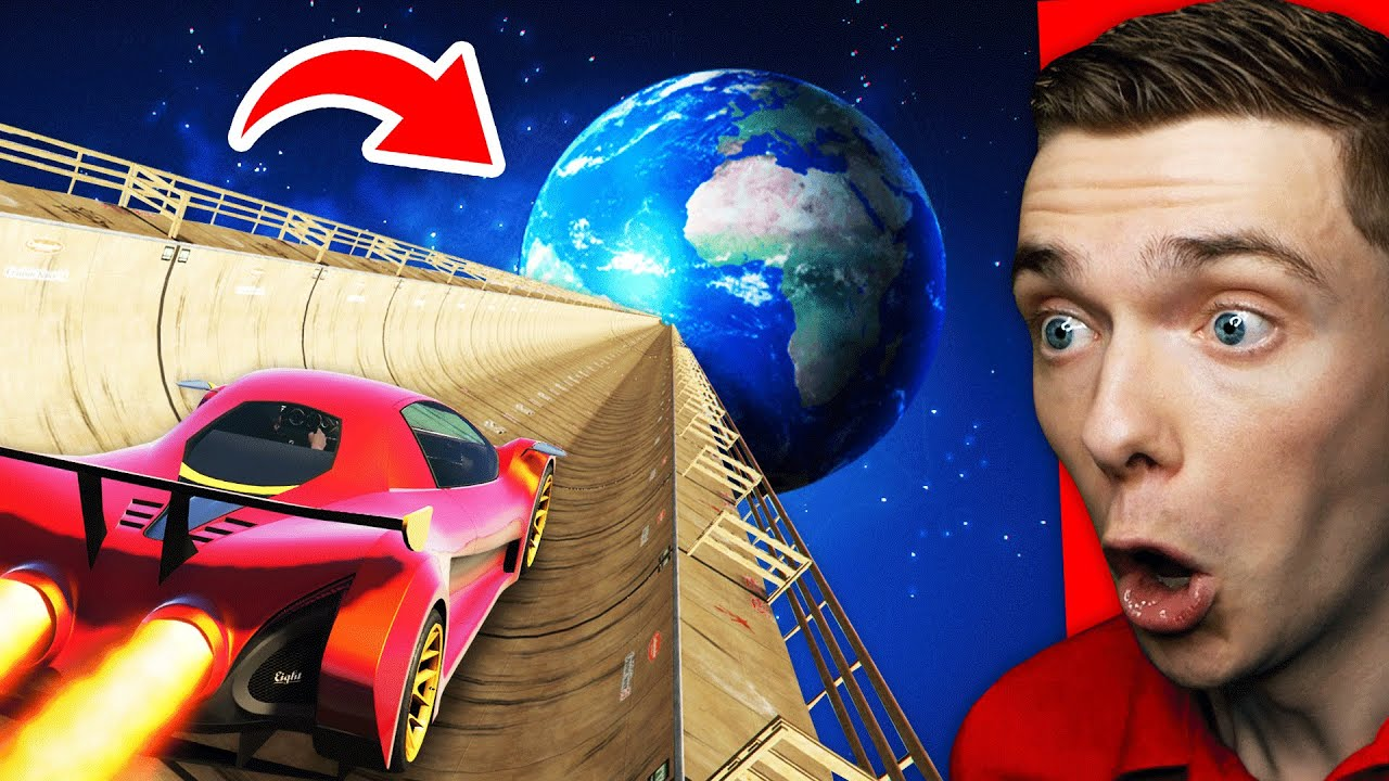 Download MOST EXPENSIVE CAR vs BIGGEST RAMP In GTA 5 (Insane)
