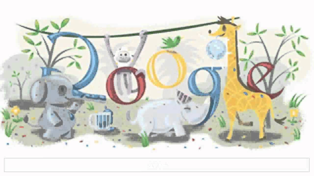 happy new year google doodles 2000 2011