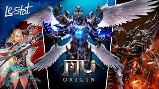 Mu Origin - Gameplay do Início jogando de Dark Wizard (MMORPG Mobile Gratuito)