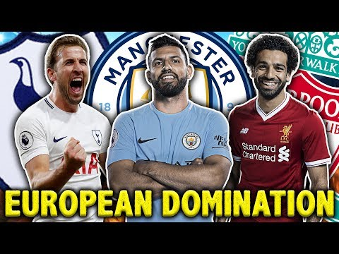 Are English Teams Proving The Premier League Is The BEST In The World?! | Sunday Vibes