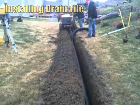 Howto Build A Drainage System