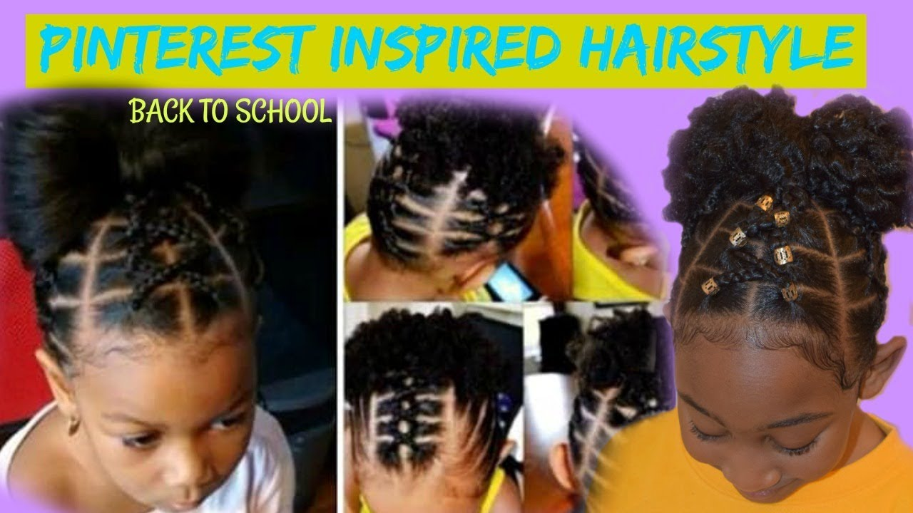 inspired hairstyle kids