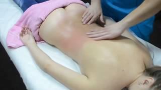 Массаж поясничного отдела. Массаж спины. Видео уроки. Часть 3(Профессиональный лечебно-оздоровительный массаж поясничного отдела как часть массажа спины. Видео-урок..., 2016-01-11T07:56:34.000Z)