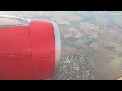 Рейс Уфа - Прага, мое европейское путешествие-))