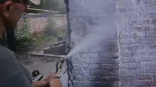 Видео побелки  2(Побелочно-окрасочный агрегат