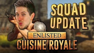 DID WE WIN? | Cuisine Royale (New Squad Mode)