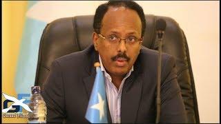 Daawo MD Farmaajo oo Umada somaliyeed ugu Hambalyeeyay Ciida uma rajeeye Guul iyo Barwaaqo
