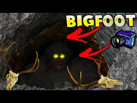 cÁmara-oculta-en-la-cueva-del-bigfoot-xd-(mucho-miedo)