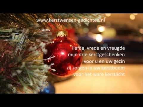 Kerstwens 2018 Met Mooie Grappige Kerstgedichten Voor Kerstkaart