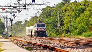 [IRFCA] Talgo Series 9 - Trials with Diesel & Electric || 110 150 190 kmph!!