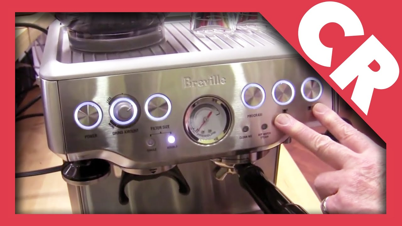 Breville Barista Express BES870XL Crew Review YouTube