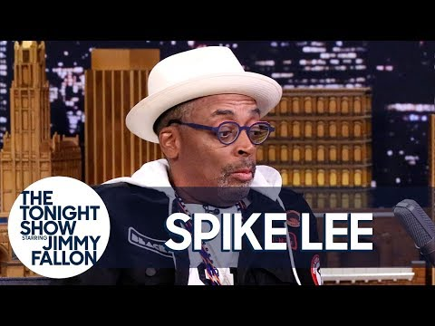 Spike Lee on How Today's Political Climate Mirrors Real-Life History of BlacKkKlansman