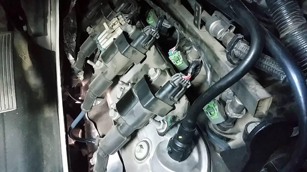 2013 Honda Accord Engine Diagram 2009 Chevy 2500 Misfire Cylinder 7 Youtube