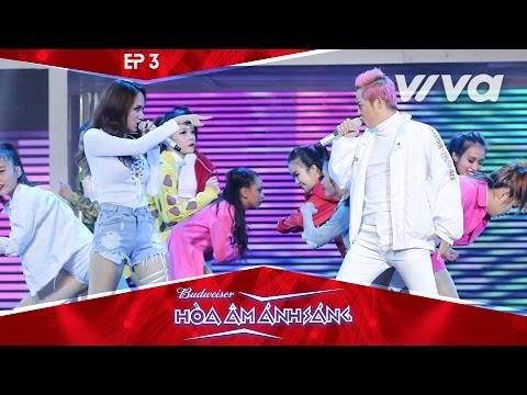 Happy New Year - Team Hương Giang ft Thanh Duy | Tập 3 Minishow Combat | Remix New Generation 2017