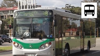 Mercedes-Benz O405NH (Diesel, Voith) - Transperth Bus Service 78