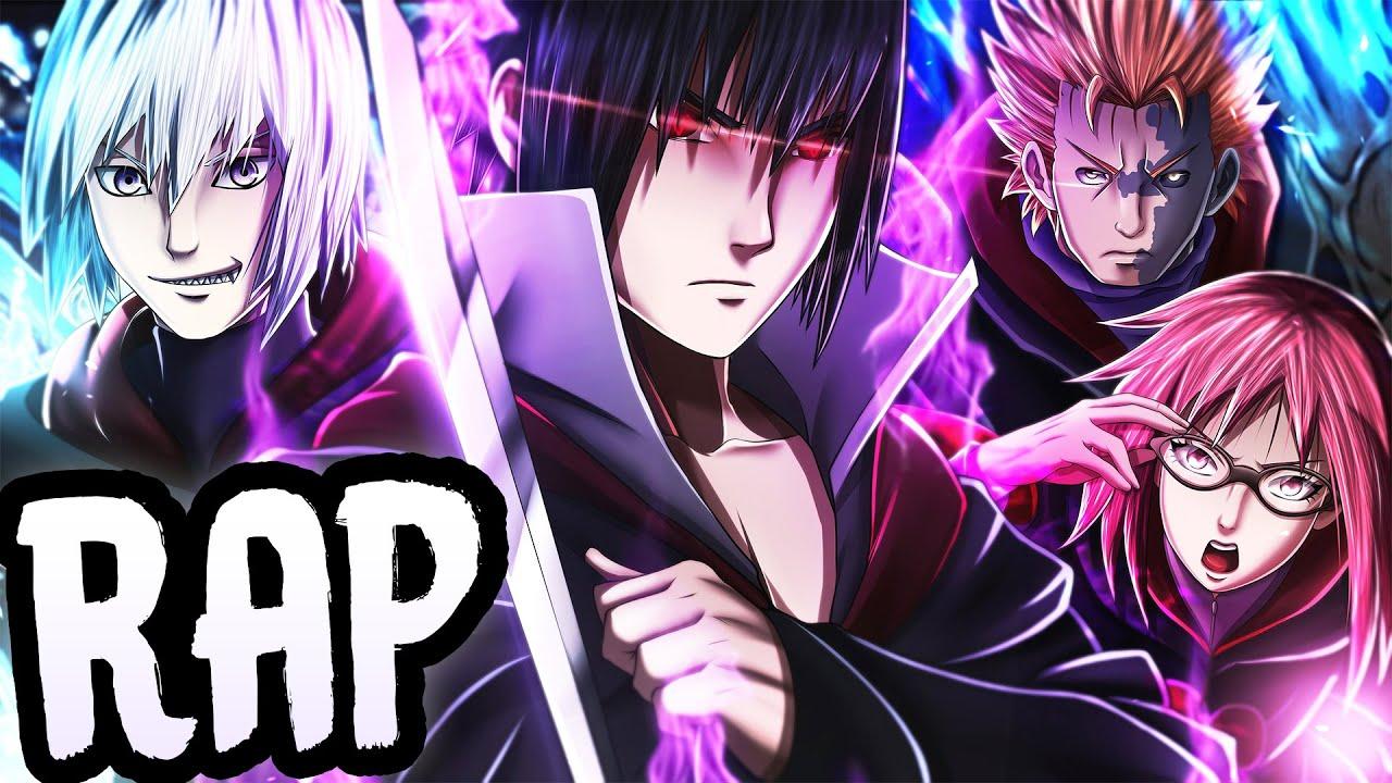 "Download TEAM TAKA RAP | ""Crew"" | RUSTAGE ft. Ty Wild, Da-Wolf & 954Mari [Naruto]"