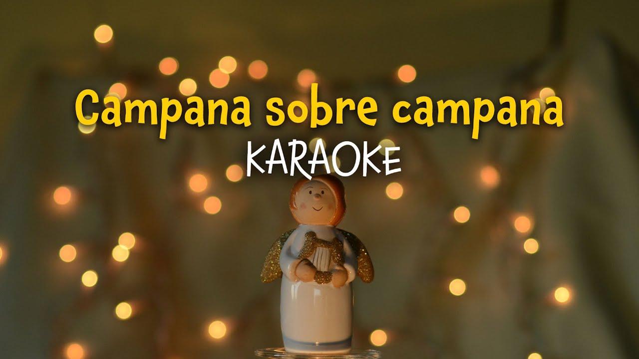 Imagenes De Villancicos Campana Sobre Campana.Campana Sobre Campana Letra Villancicos Y Canciones De Navidad