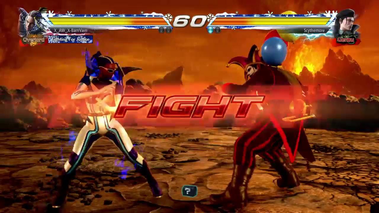 Tekken 7 - Master Raven Rank/Treasure Battle