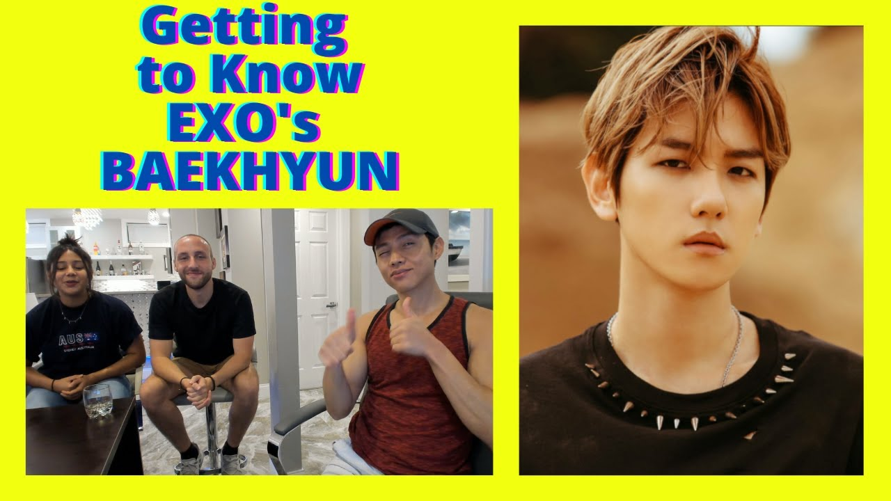 EXO (엑소) | A GUIDE TO EXO'S BAEKHYUN | Reaction video by Reactions Unlimited