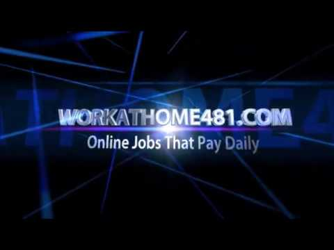 Work at home secrets - 50 Legitimate Work-From-Home Jobs