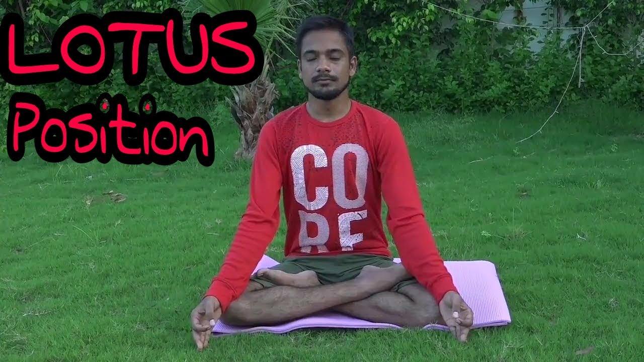 Padmasana Or Lotus Pose Benefits In Hindi Padmasana Or Lotus Pose Benefits In Hindi new foto