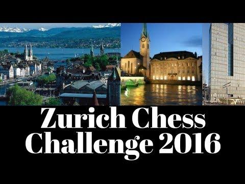 Zurich Chess Challenge 2016 Notable Chess Games