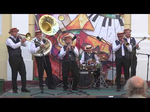 Moscow Trad Jazz Band23 08 2015