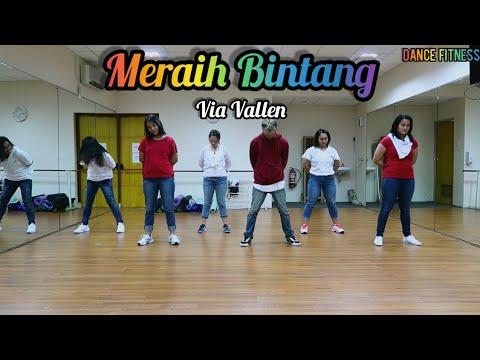 Via Vallen - Meraih Bintang (Asia Games) Dance Fitness || PEMILU 2019 || At PHKT Balikpapan