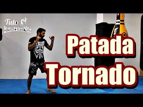 Patada tornado / Tornado kick | Tutofighting