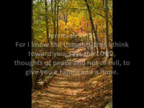 Images with Bible verses with the song Wherever the Trail May Lead