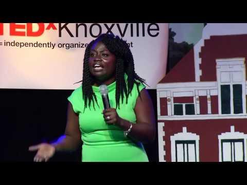 Defying Limits | Syreeta Vaughn | TEDxKnoxville