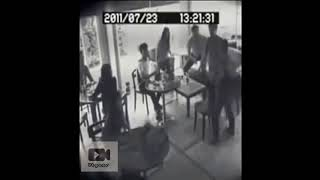 vuclip aksi sulap nyata Riana yang terekam CCTV