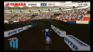 Yamaha Supercross Wii Part 2