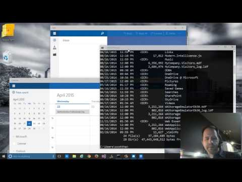 Windows 10 - 10122 - Technical Preview Tour of Changes | Doovi