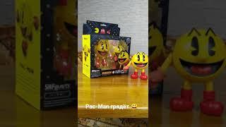 Коллекционная фигурка Pac-Man 2021 от Bandai + КОНКУРС 😀