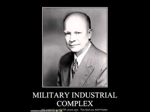 A Brief History Of The Military Industrial Complex And 9/11