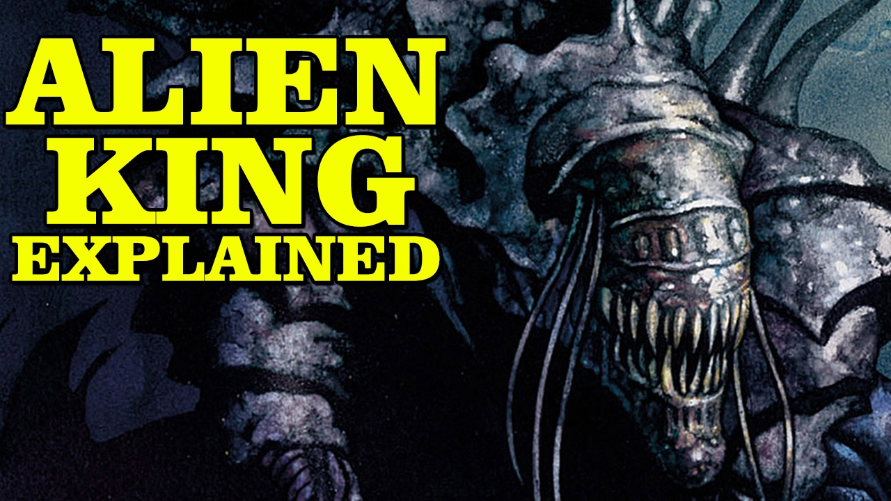 ALIEN KING EXPLAINED ROGUE XENOMORPH PROJECT CHIMERA - YouTube